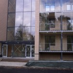 Alumiinium fassaad, aknad Narvas
