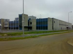 Tootmishoone Harjumaal, alumiinium - konstruktsioonid