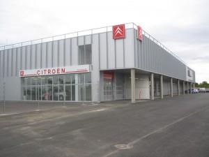 Alumiiniumaknad Ärihoone Tallinnas