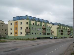 PVC-aknad Korterielamud Tallinnas