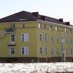 PVC-aknad Sotsiaalmaja Tallinnas