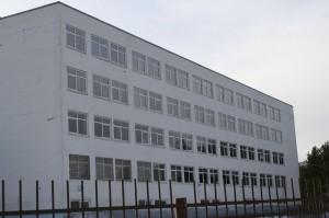 PVC-aknad Läänemere  Gümnaasium