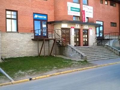 Fenster Narva esindus
